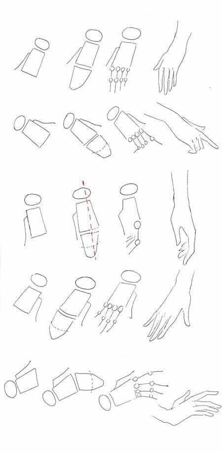 Hand tips!