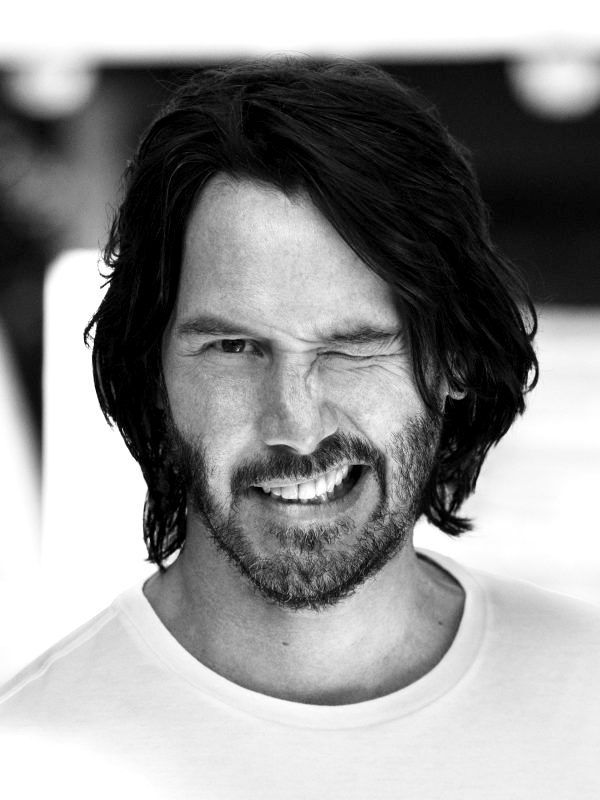 Keanu Reeves by Simon Emmett