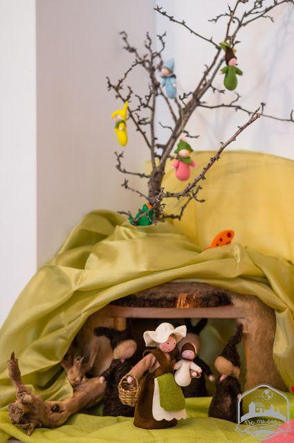Todo lo que debes saber sobre la mesa de estación de Primavera | De mi casa al mundo
