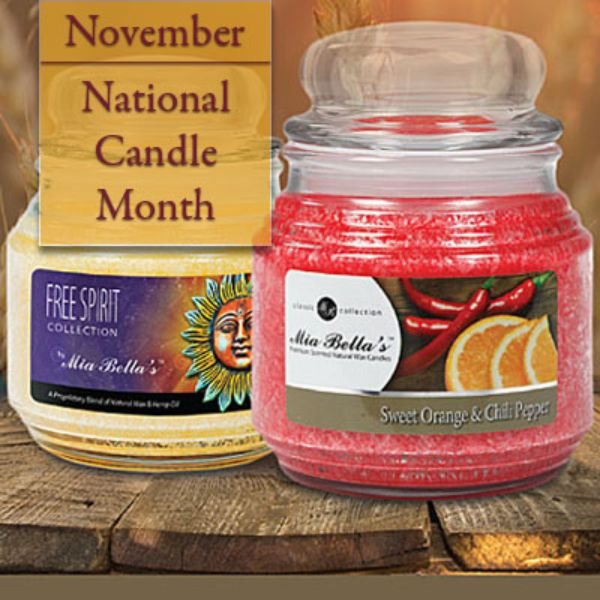 Fall Is In The Air Off 9 Oz Mia Bella S Scented Candles Best Peforming On Planet Wonderful Scents For Like Gingerbread