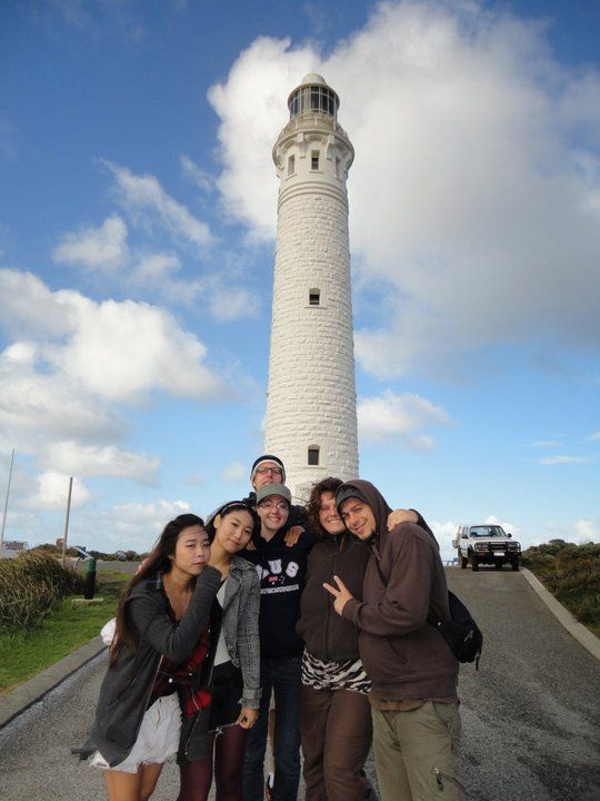 On day three we visit Cape Leeuwin and take a tour to the top of Australia's tallest mainland lighthouse to see where the Indian and Southern Ocean meet.