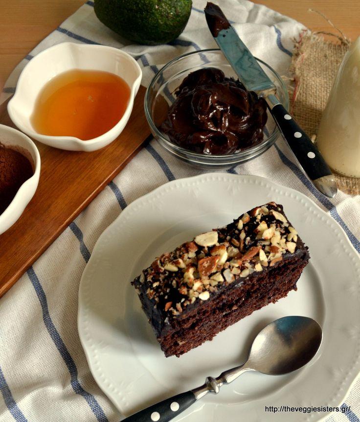 Frosting σοκολάτας χωρίς ζάχαρη