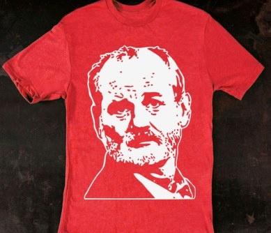 Bill Murray Graphic T-Shirt Uncovet