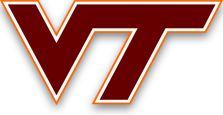 FRONT OF WIDGET - Free 2015 Virginia Tech Hokies Football Schedule Widget - Go Hokies!  http://riowww.com/teamPages/Virginia_Tech_Hokies.htm