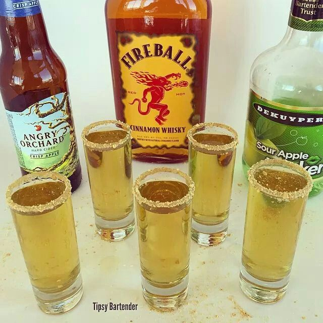 How To Make Rumchata And Fireball Drink