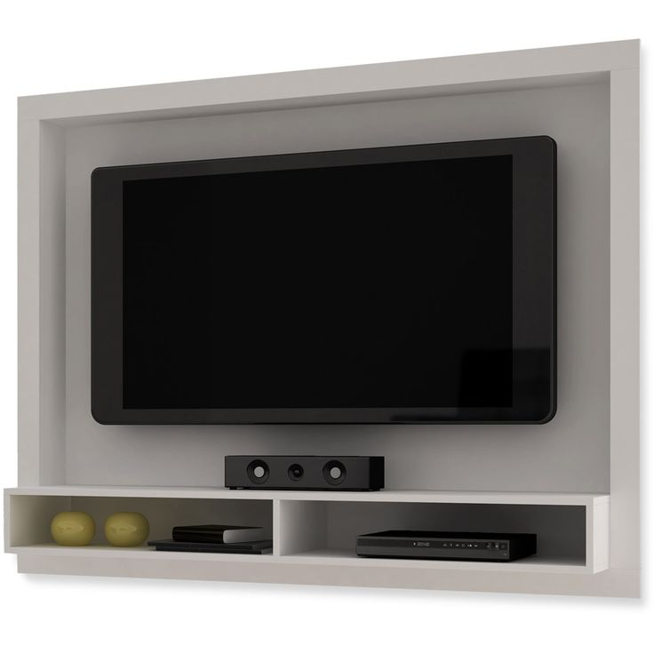 Home para TV LED LCD 42 - Branco - BRV