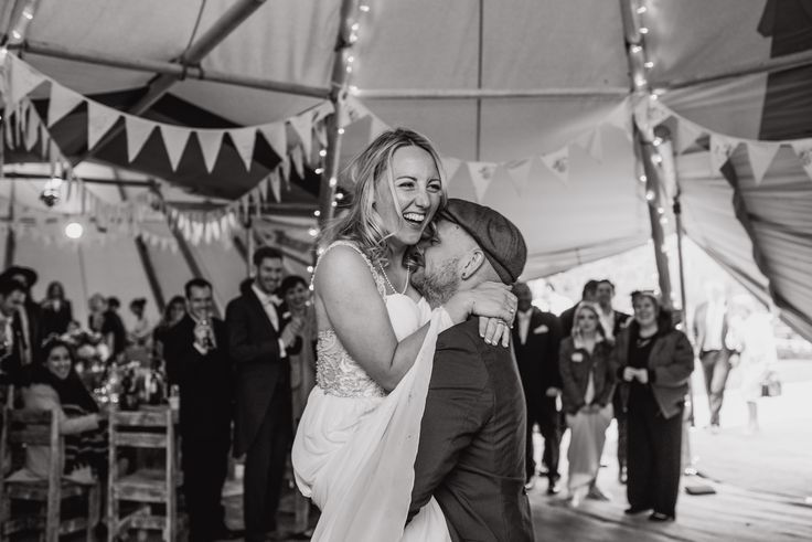 One from Lee & Emma's wedding at Kilminorth Cottages last week!