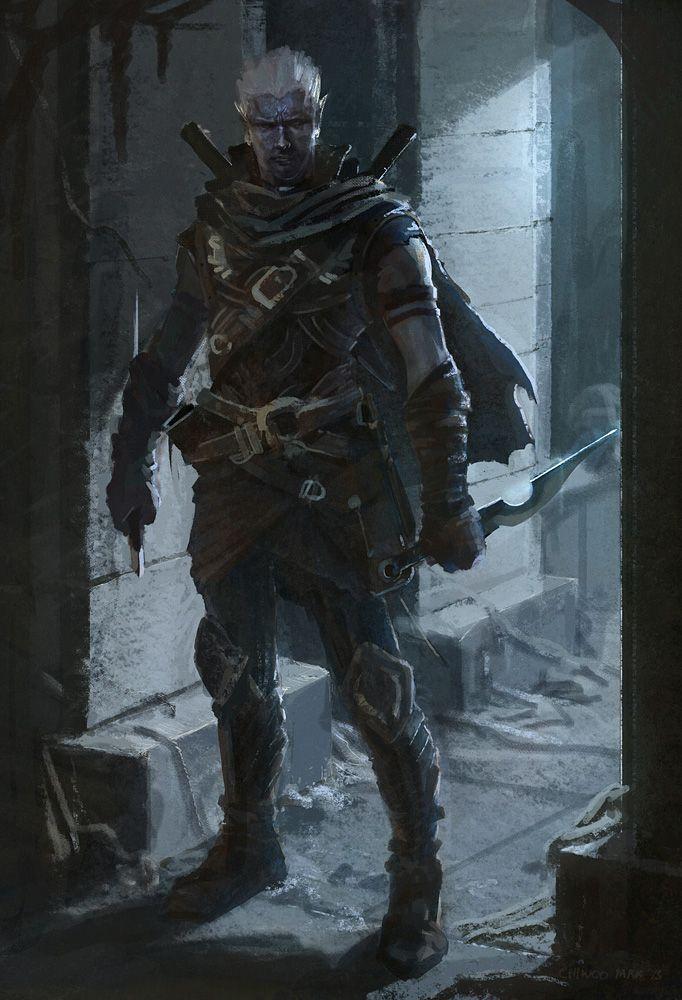 Buscador de Bastión sombrio.