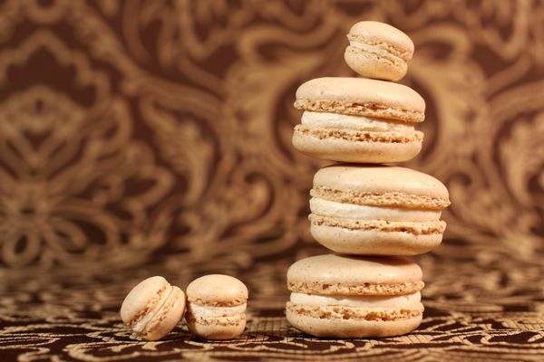 I made these macarons and they are gorgeous tasty fabulous! Easy to follow instructions, not so intimidating. No aging of the egg whites or sacrificing of the lambs.