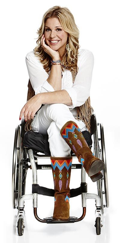 Annemarie Postma: The Sitting Chef. >>> See it. Believe it. Do it. Watch thousands of SCI videos at SPINALpedia.com