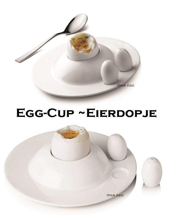 Egg-Cup, Eierdopje erg leuk voor op de ontbijttafel met Pasen. #Easter #egg #eggcup #Pasen #ontbijt #eierdopje
