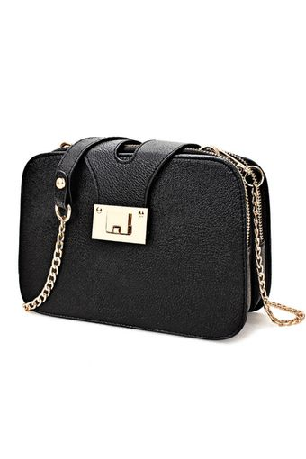 Mua Túi nữ thời trang phong cách hiện đại HQ205962 (Đen) mẫu mới, đẹp, giá tốt tại Lazada.vn, giao hàng tận nơi, với nhiều chương trình khuyến mãi...