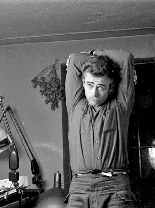 James Dean - fabulous 1950s