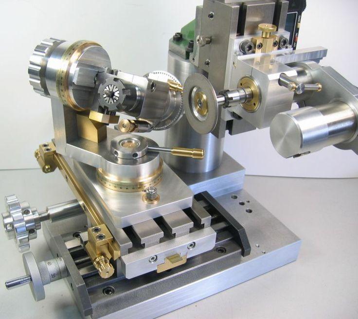 MINI-BONELLE-II, von der Schleifvorrichtung zur Universalschleifmaschine