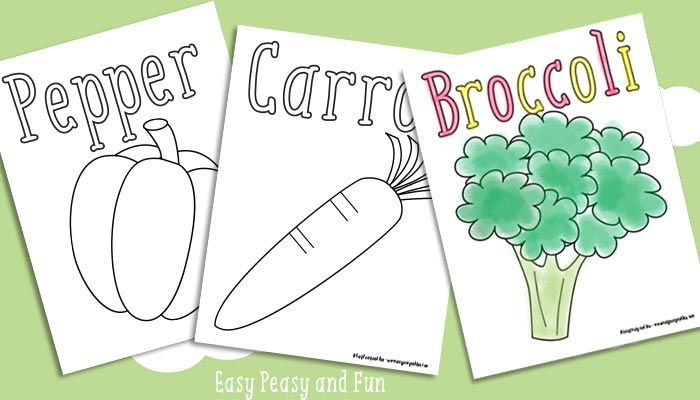 eating the alphabet coloring pages - photo#26