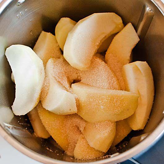 Cómo hacer compota de manzana con Thermomix « Trucos de cocina Thermomix