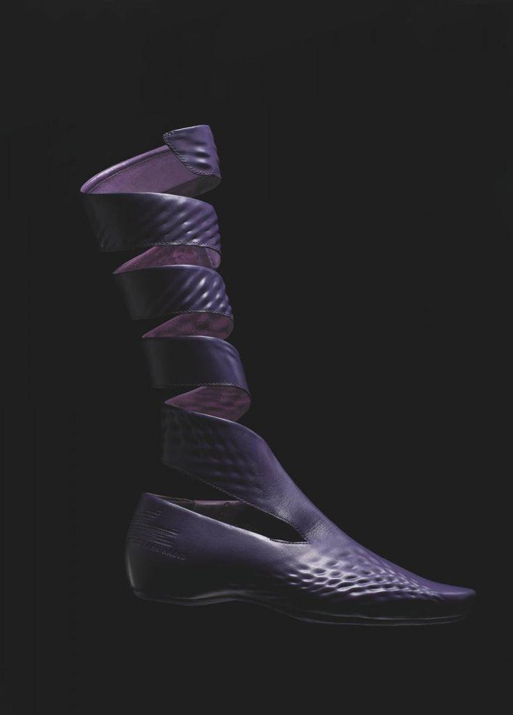 Lacoste Shoes - Design - Zaha Hadid Architects