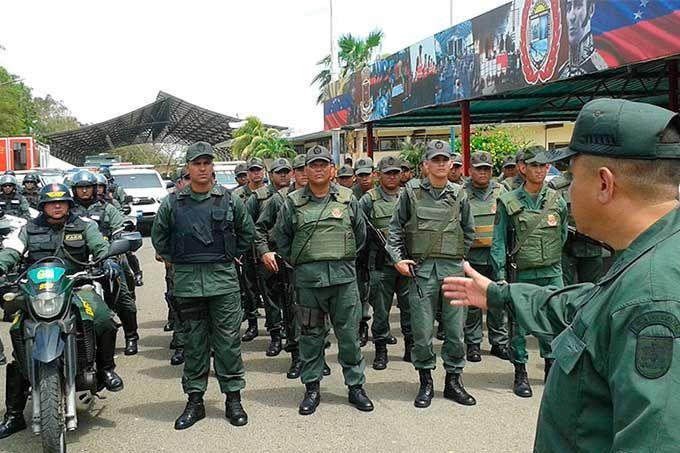 Miles de efectivos resguardarán encuentro Venezuela-Colombia