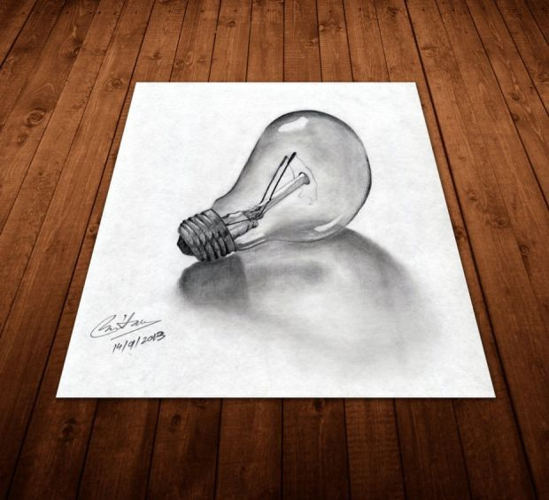 30 incredible examples of 3d pencil drawings 3d pencil drawings drawings and 3d