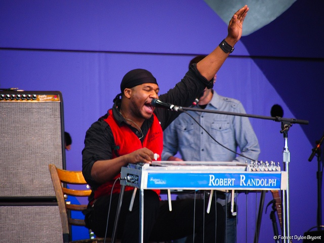Robert Randolph by fojazz, via Flickr