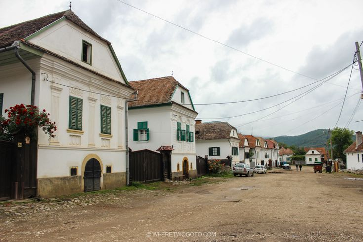 Rimetea, Transilvania