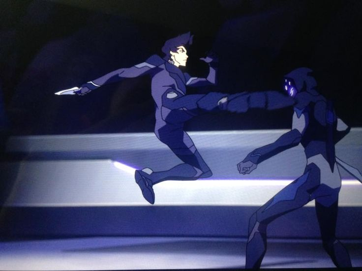 Keith Fights The Marmora Galra In Battle In Blade Of