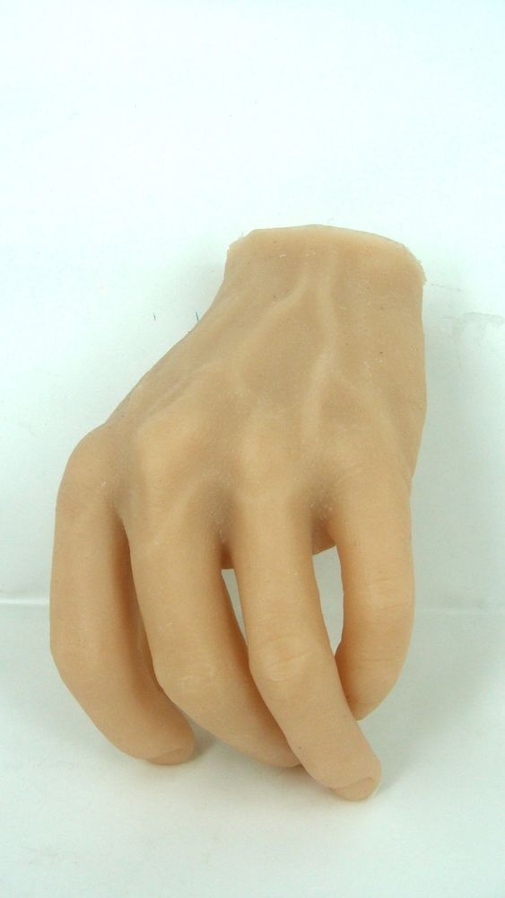 Italian TATTOO PRACTICE SKIN 3D MALE HAND Realistic medium veined texture Palina