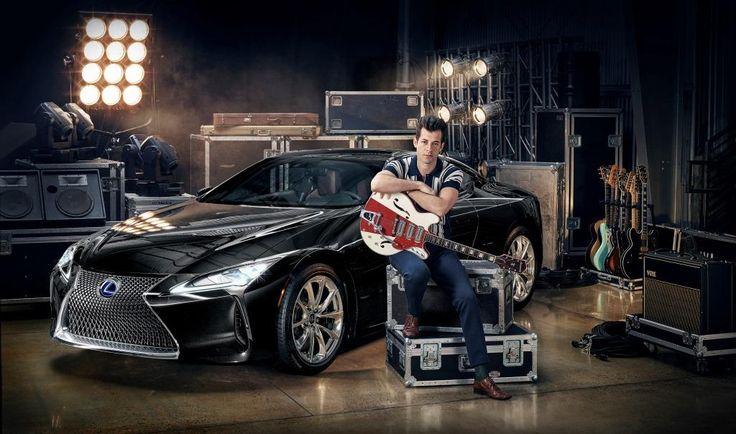 Lexus и Марк Ронсон объявили о сотрудничестве - http://amsrus.ru/2017/04/12/lexus-i-mark-ronson-obyavili-o-sotrudnichestve/