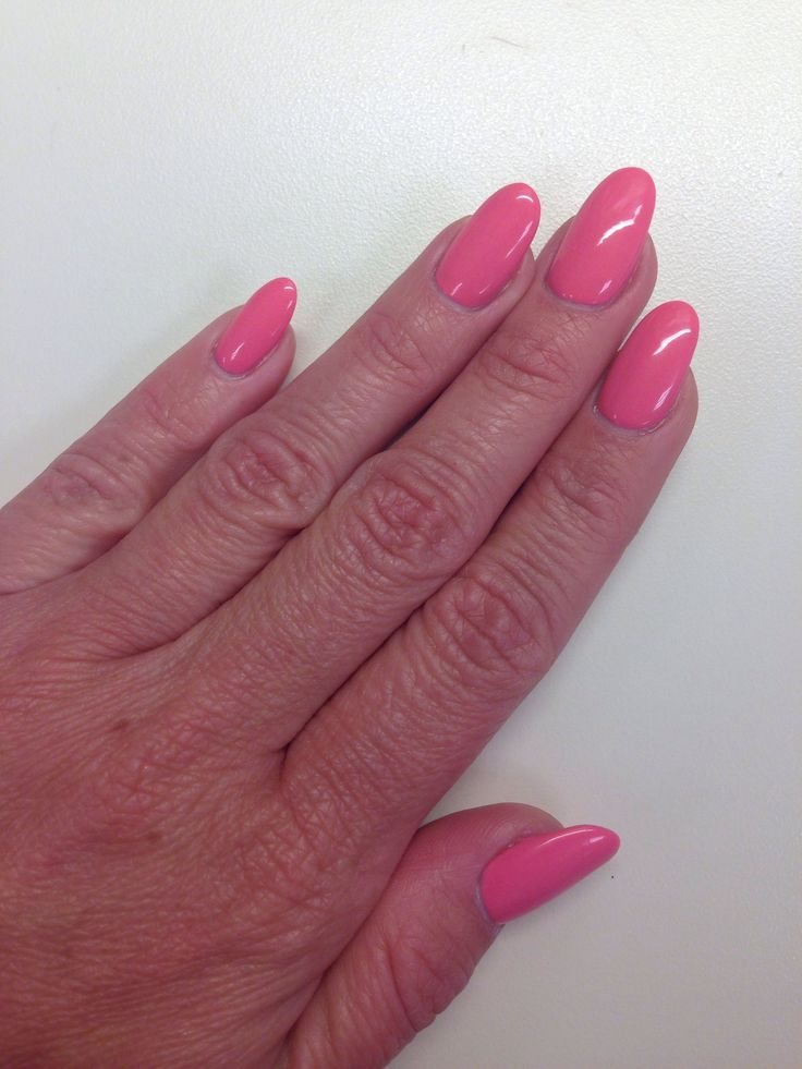 Best 25 Pink oval nails ideas on Pinterest  Oval nails