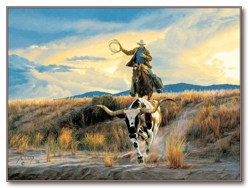 Bringing Home The Ranch Pet - By Tim Cox