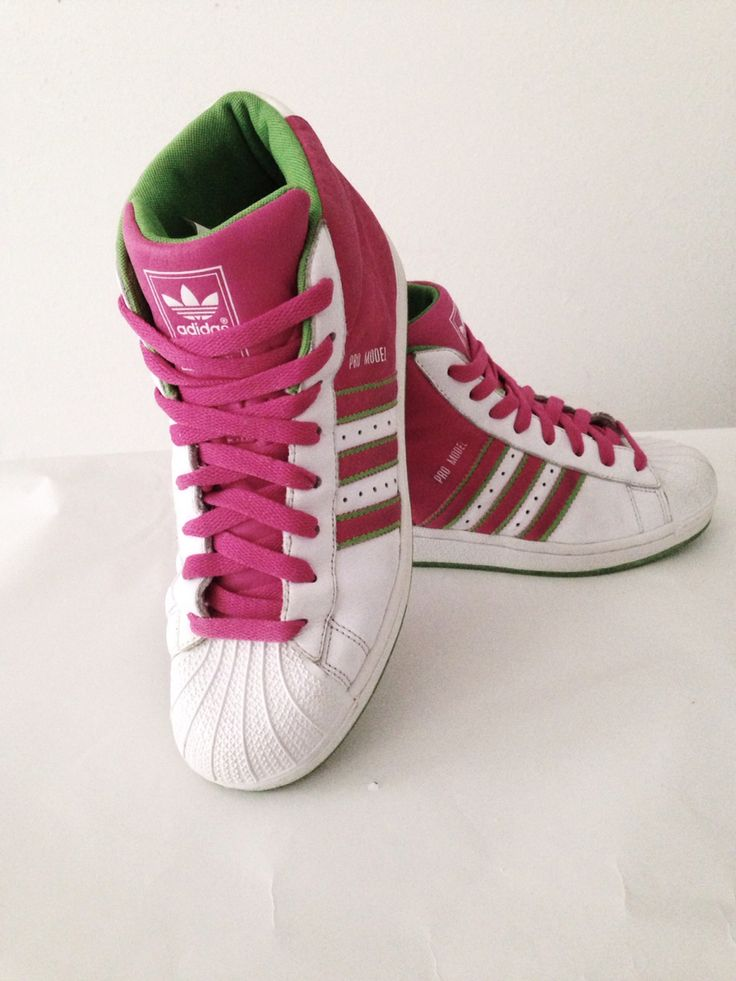 Rare Retro Shell Toe High Top Adidas