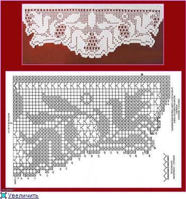 Irish crochet &: CROCHET BORDER... КАЙМА