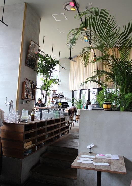 여유로운 식사를 즐길 수 있는 카페 COMMENT ALLEZ VOUS | Kyushu Style -from Fukuoka-