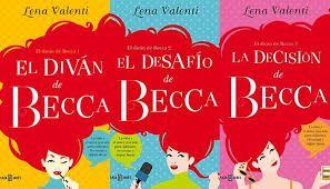 El Diván de Becca, Lena Valenti