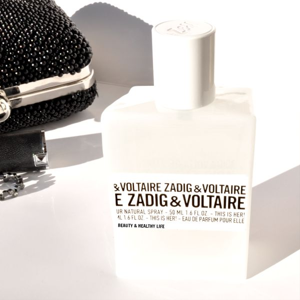 Zadig & Voltaire For Her!   Beauty & Healthy Life