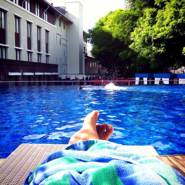 Happy Morning from #Mercure Nusa Dua Hotel #Bali