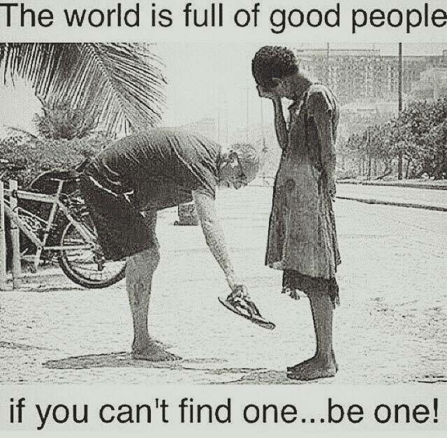 Good people...