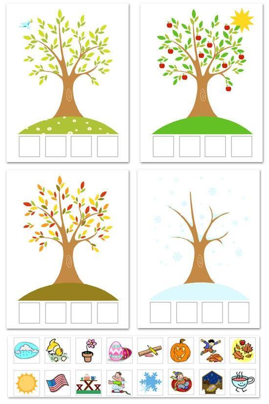 17 Best ideas about Seasons Worksheets on Pinterest | Seasons ...