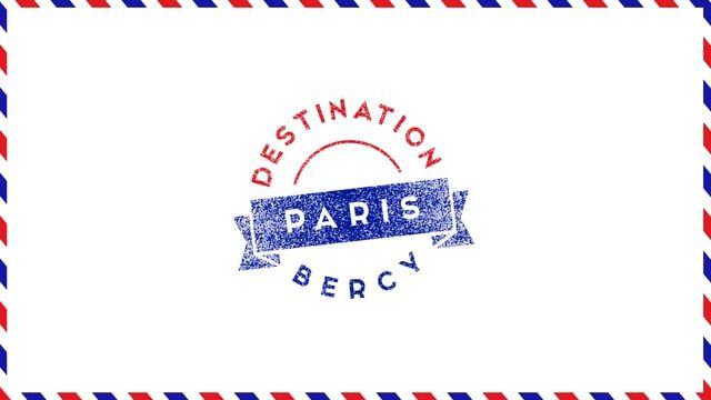 AGENCE : DESTINATION PARIS-BERCY  MOTION DESIGN : Pauline SANDERRE