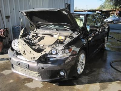 Get used parts from this 2012 Lexus CT 200h, Stk#R13988 at AutoGator.com
