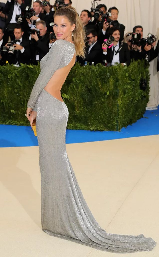 Gisele Bundchen veste Stella McCartney