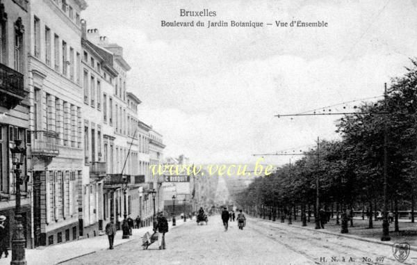 The 25 best blanche de bruxelles ideas on pinterest for Boulevard jardin botanique