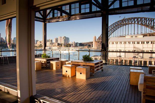 Sydney theater company - wharf bar
