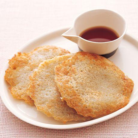 じゃがいもおやき | 平野由希子さんのおつまみの料理レシピ | プロの簡単料理レシピはレタスクラブニュース