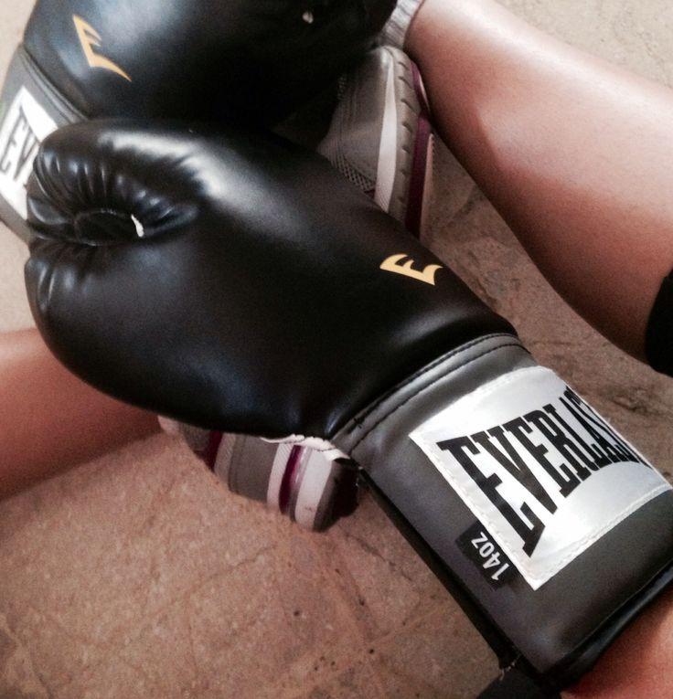 Everlast Boxing Gloves 14 oz.