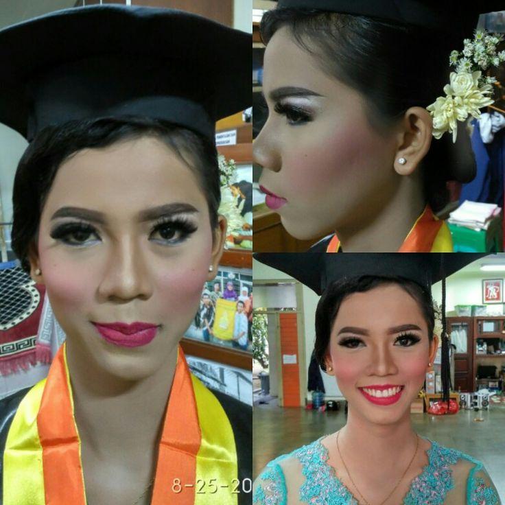 Graduation makeup by ZF MAKEUP