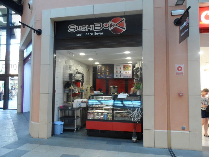 208 best images about zenia boulevard on pinterest - Sushi en alicante ...