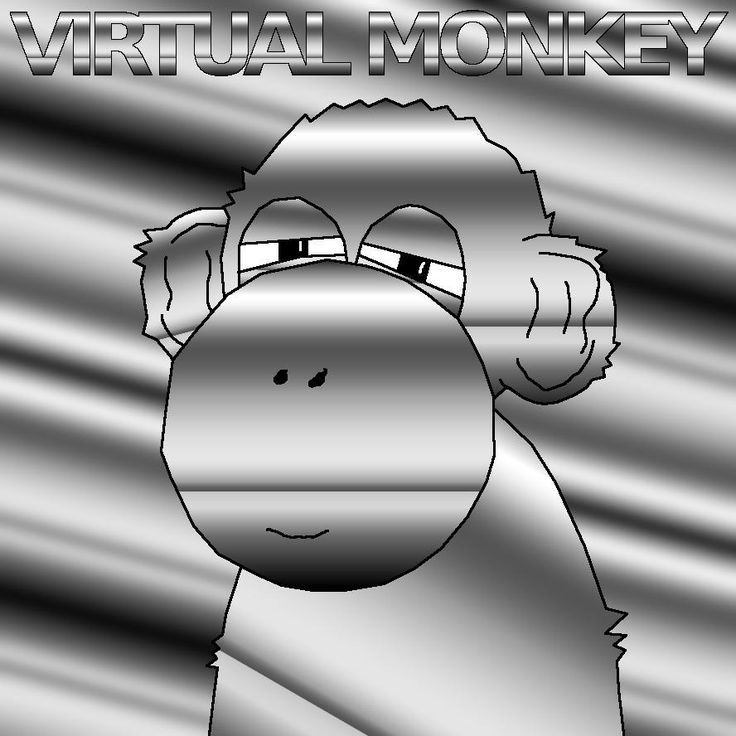 not real monkey