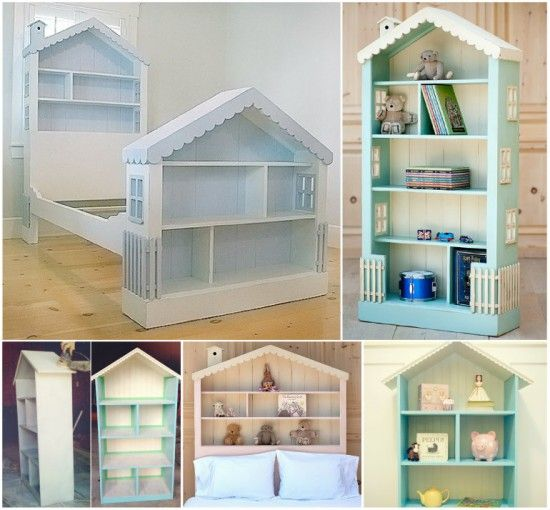25 Best Ideas About Dollhouse Bookcase On Pinterest