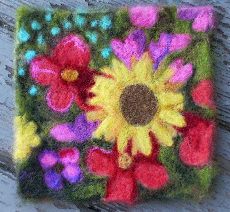 93 best Needle Felting images on Pinterest | Knitting, Needle ...